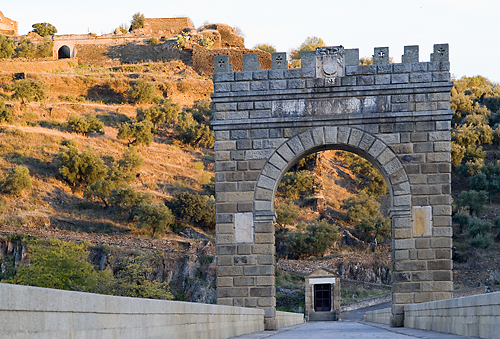 Extremadura, holiday, birds, birding, Monfragüe, National Park, The Roman bridge of Alcántara