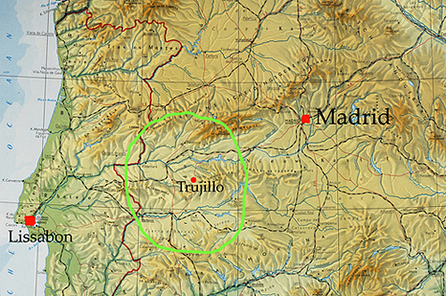How To Travel To Extremadura Extremadura Spain Co Uk